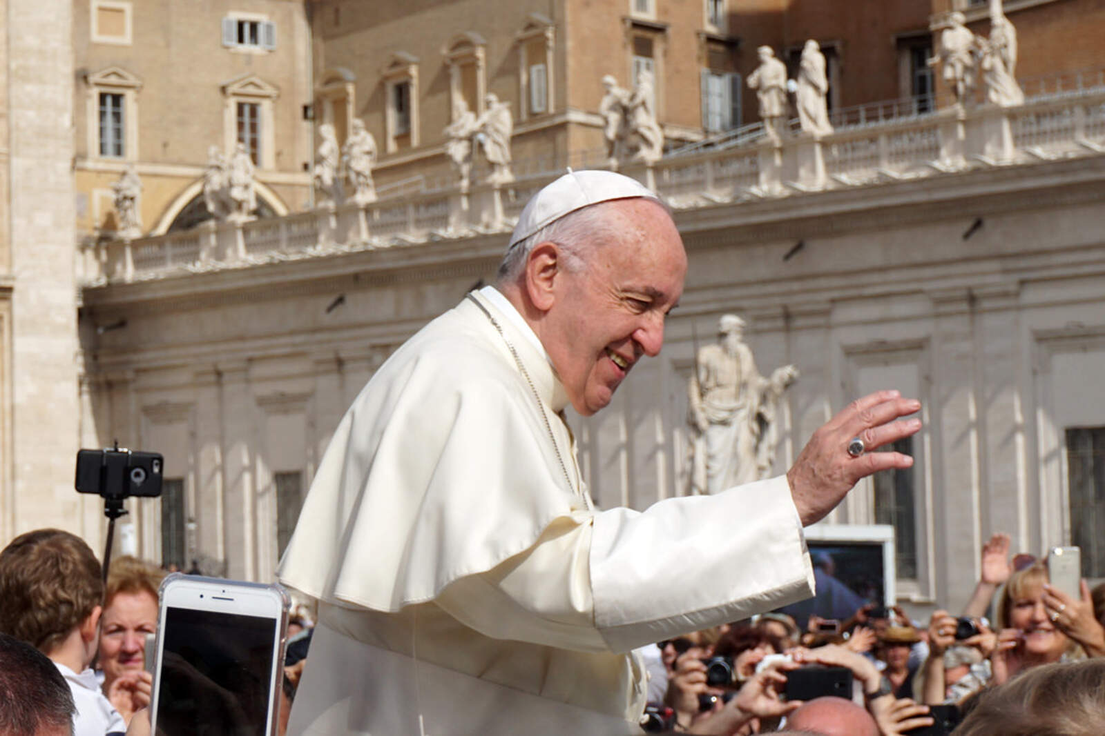 El Papa Francesc