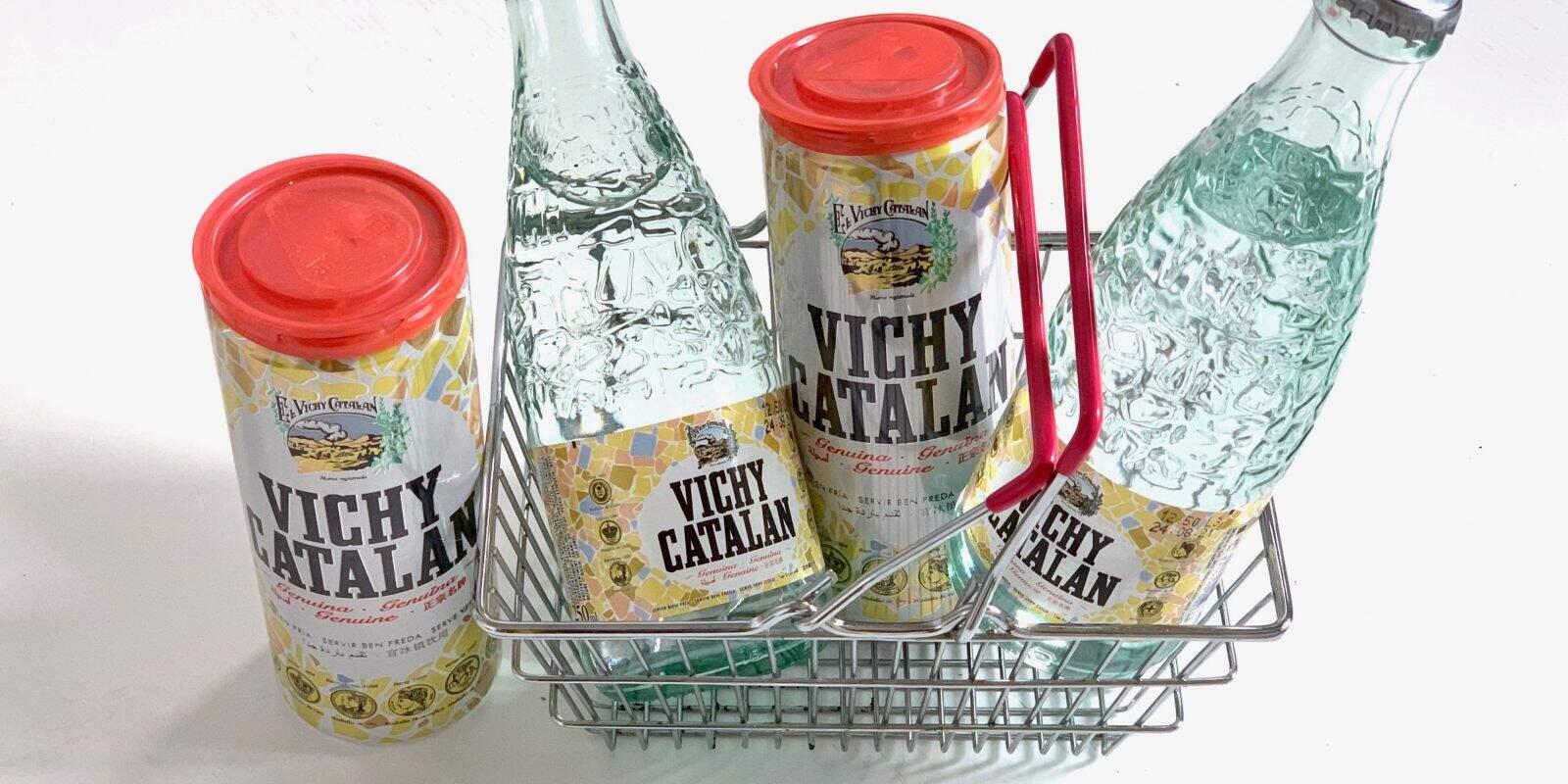 Diferents productes de Vichy Catalan Corporation