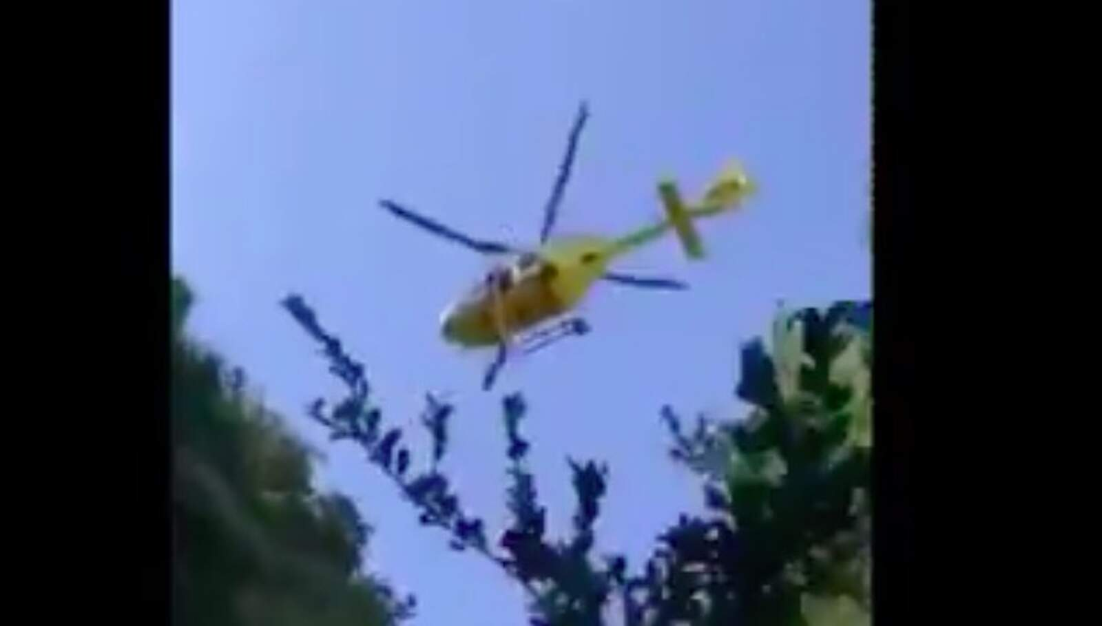 Helicòpter dels GRAE