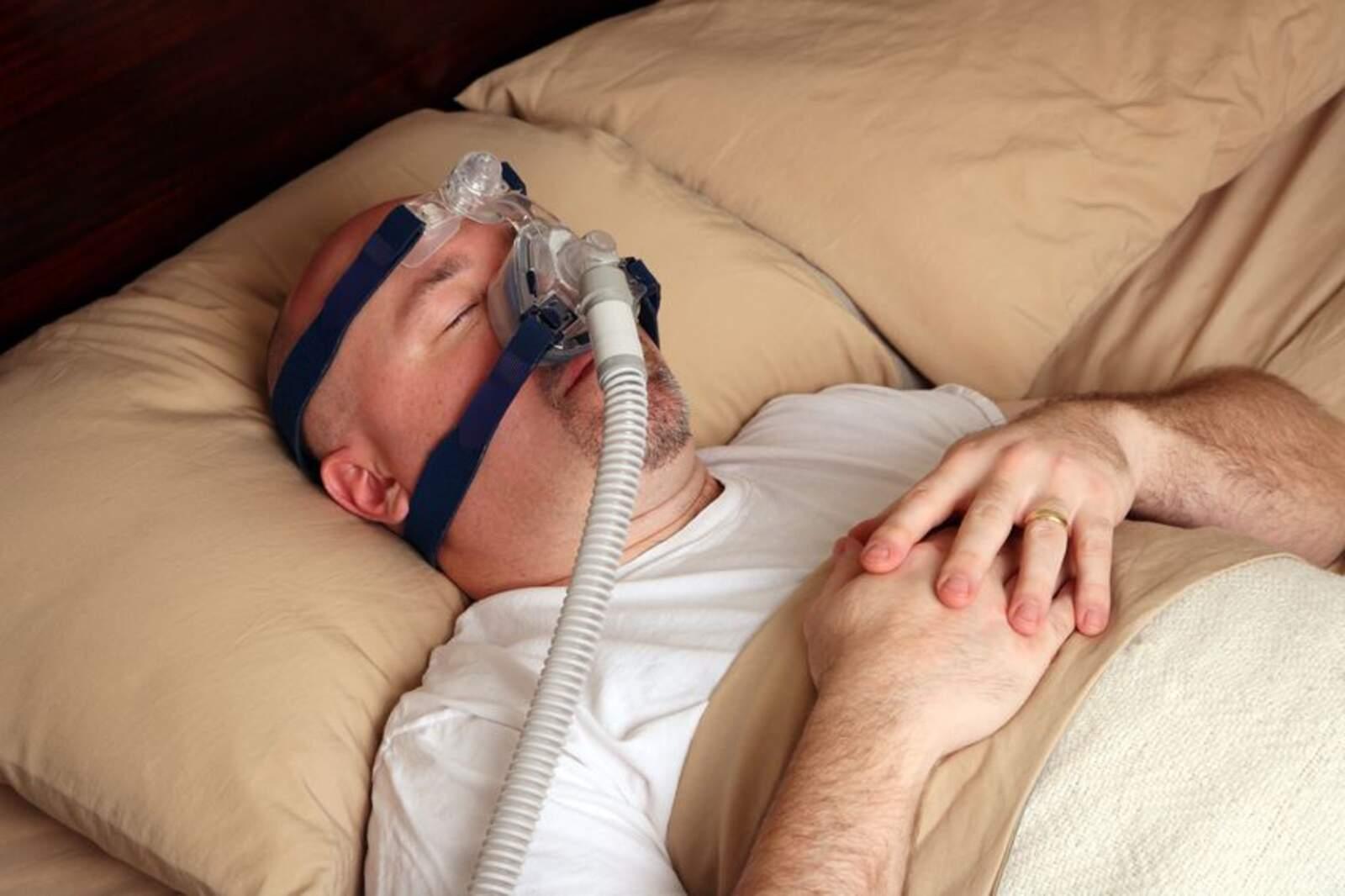 Pacient d'apnea disruptiva del son