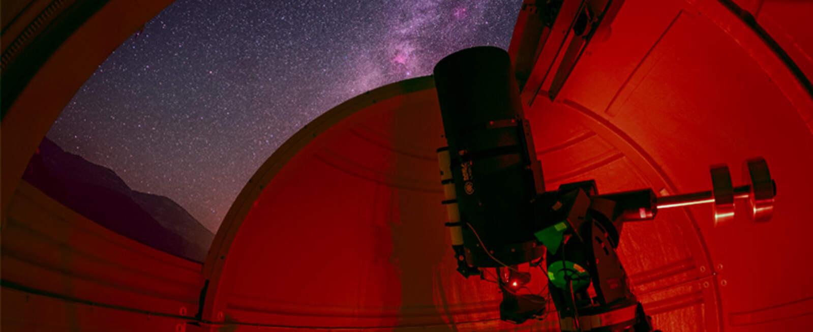 L'Observatori Astronòmic d'Albanyà