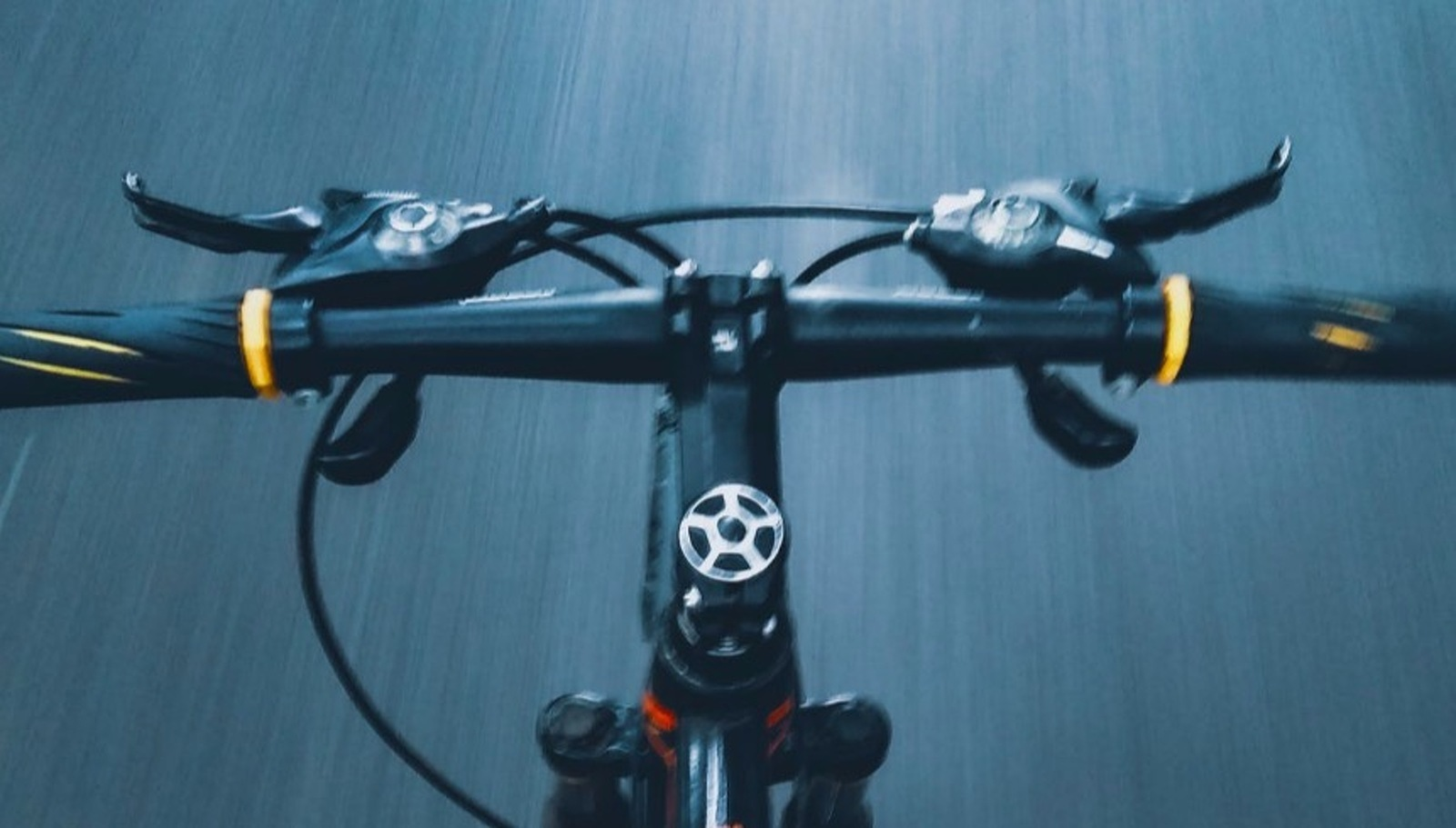 Manillar d'una bicicleta