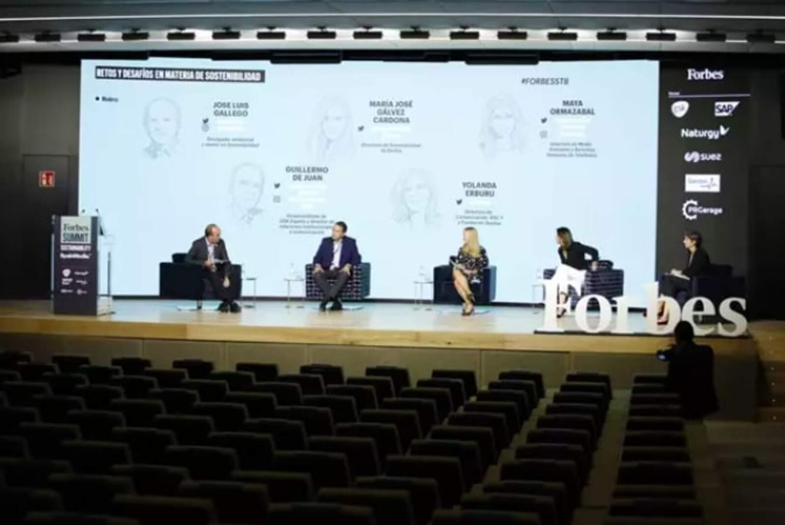Forbes Summit Sustainability