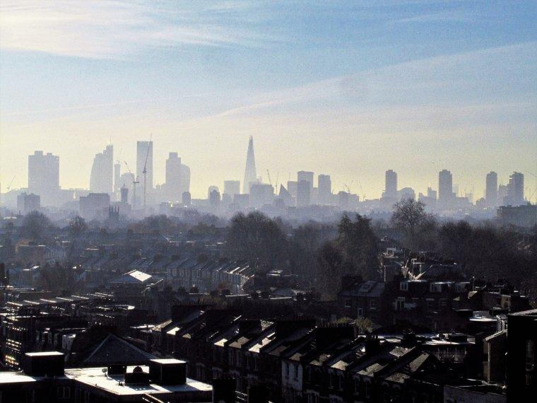 Pol·lució a Londres  | David Holt (CC)