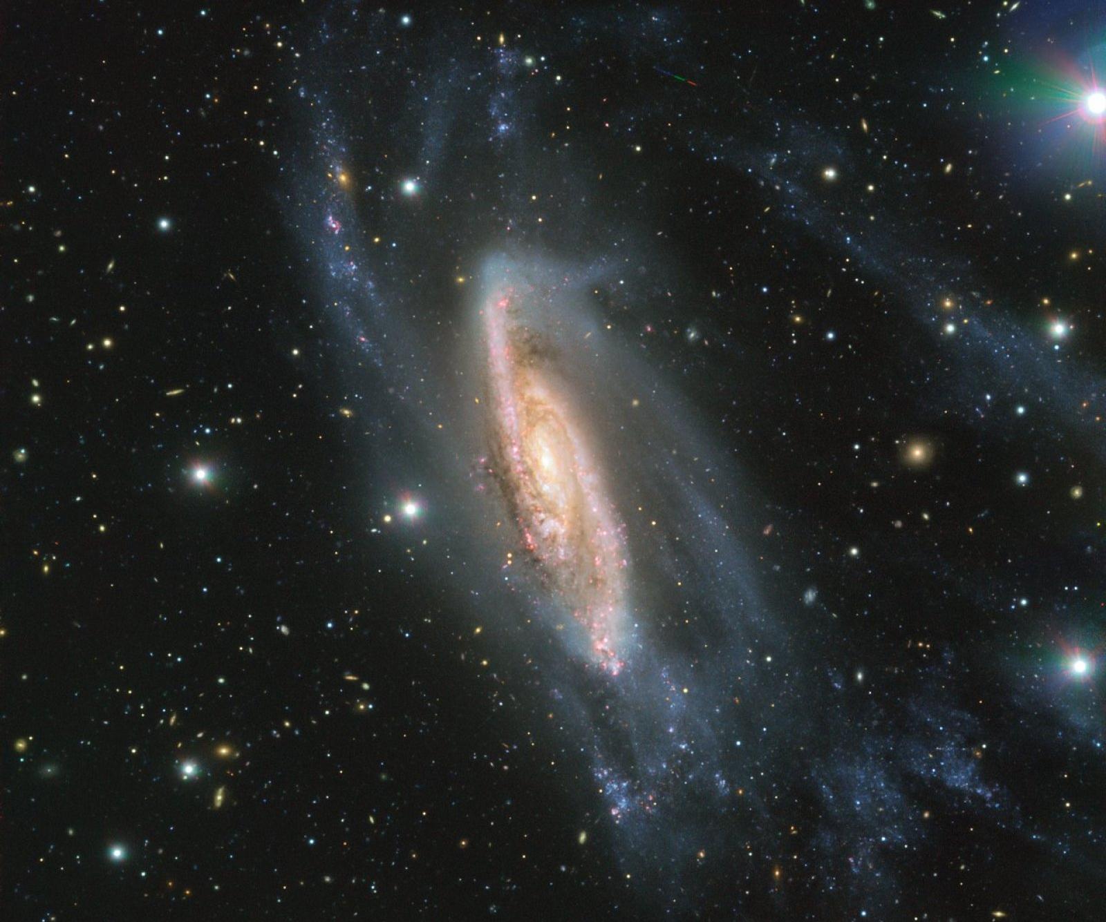 La galàxia NGC 3981  | ESO