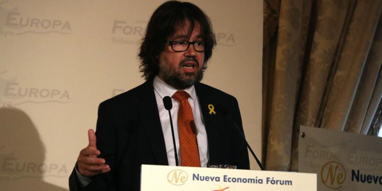 El president de FGC, Ricard Font  | ACN