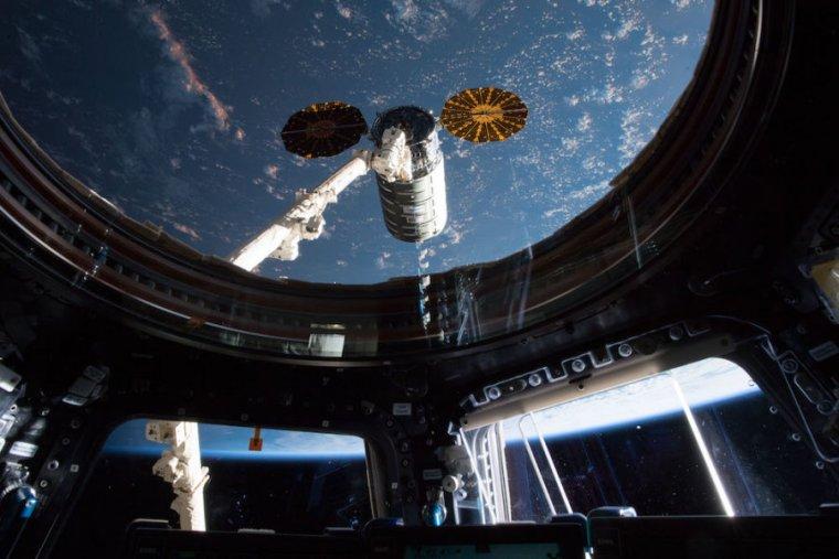 L'Estació Espacial Internacional  | NASA