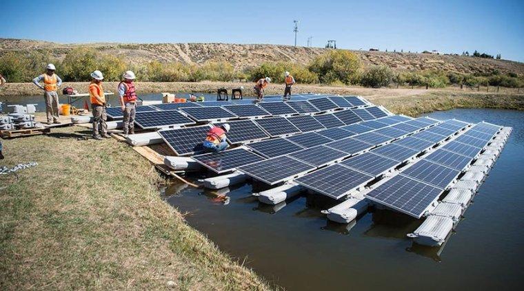 Instal·lació de plaques solars   NREL