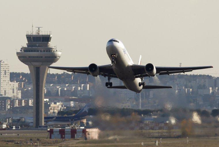 Avió a l'aeroport de Barajas  | ACN