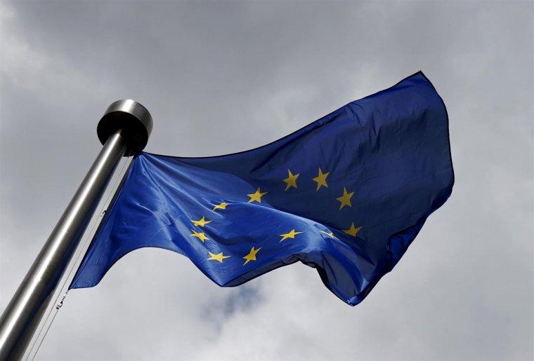 Bandera de la Unió Europea  | Europa Press