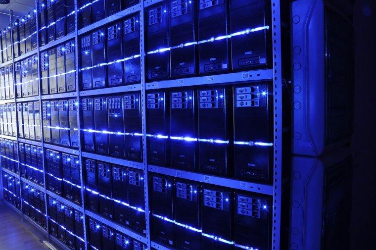 Centre de dades    BalticServers