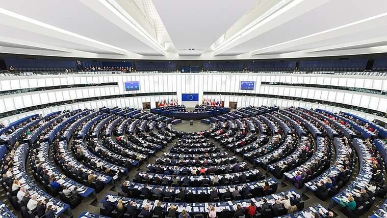 Ple del Parlament Europeu  | Wikimedia Commons