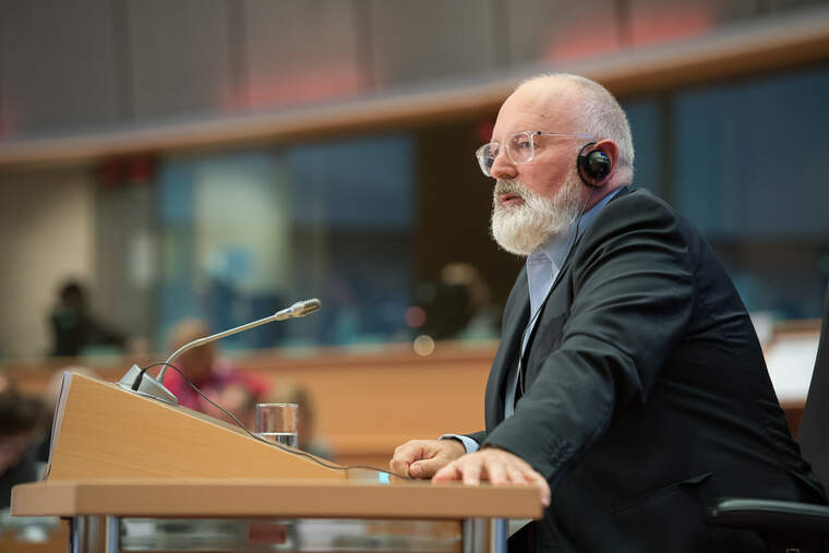 Frans Timmermans    Wikimedia Commons