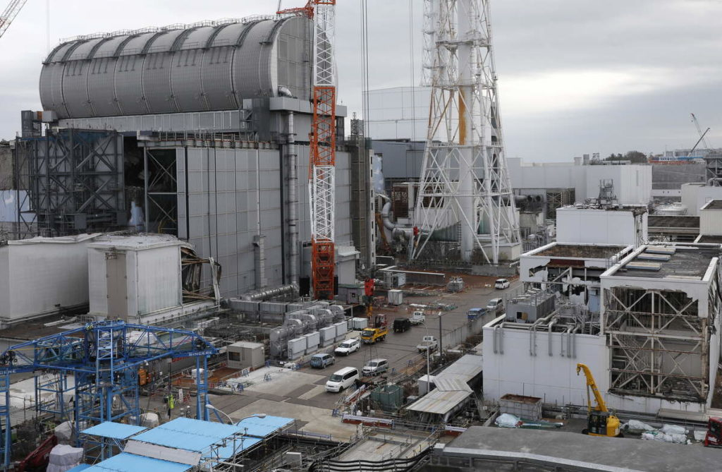 Central nuclear de Fukushima  | Europa Press