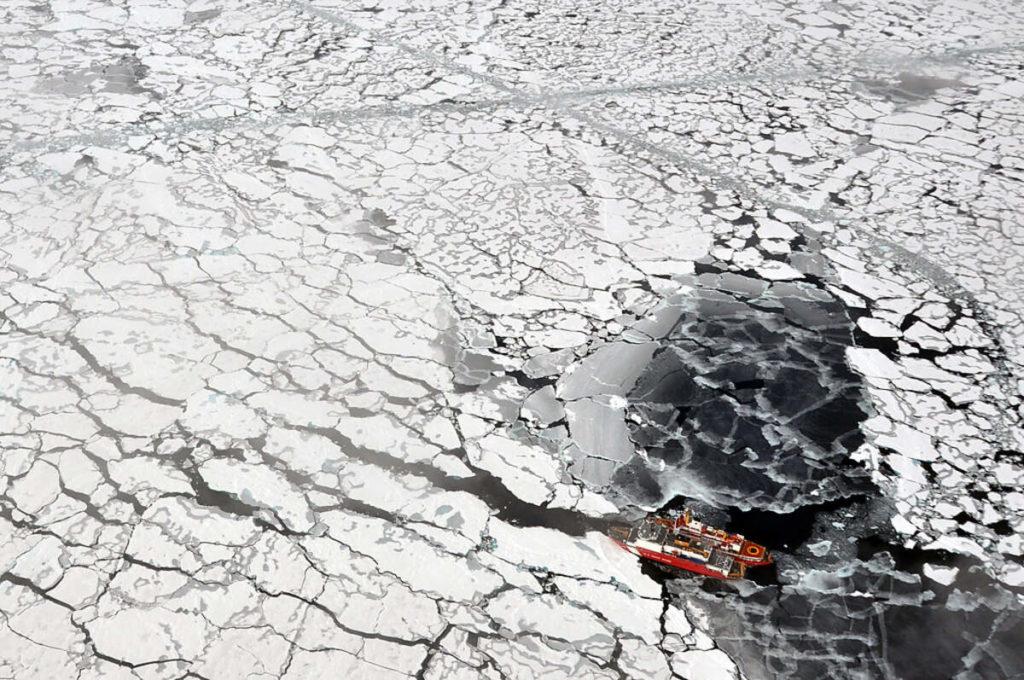 Expedició a l'Àrtic  | U.S. Geological Survey