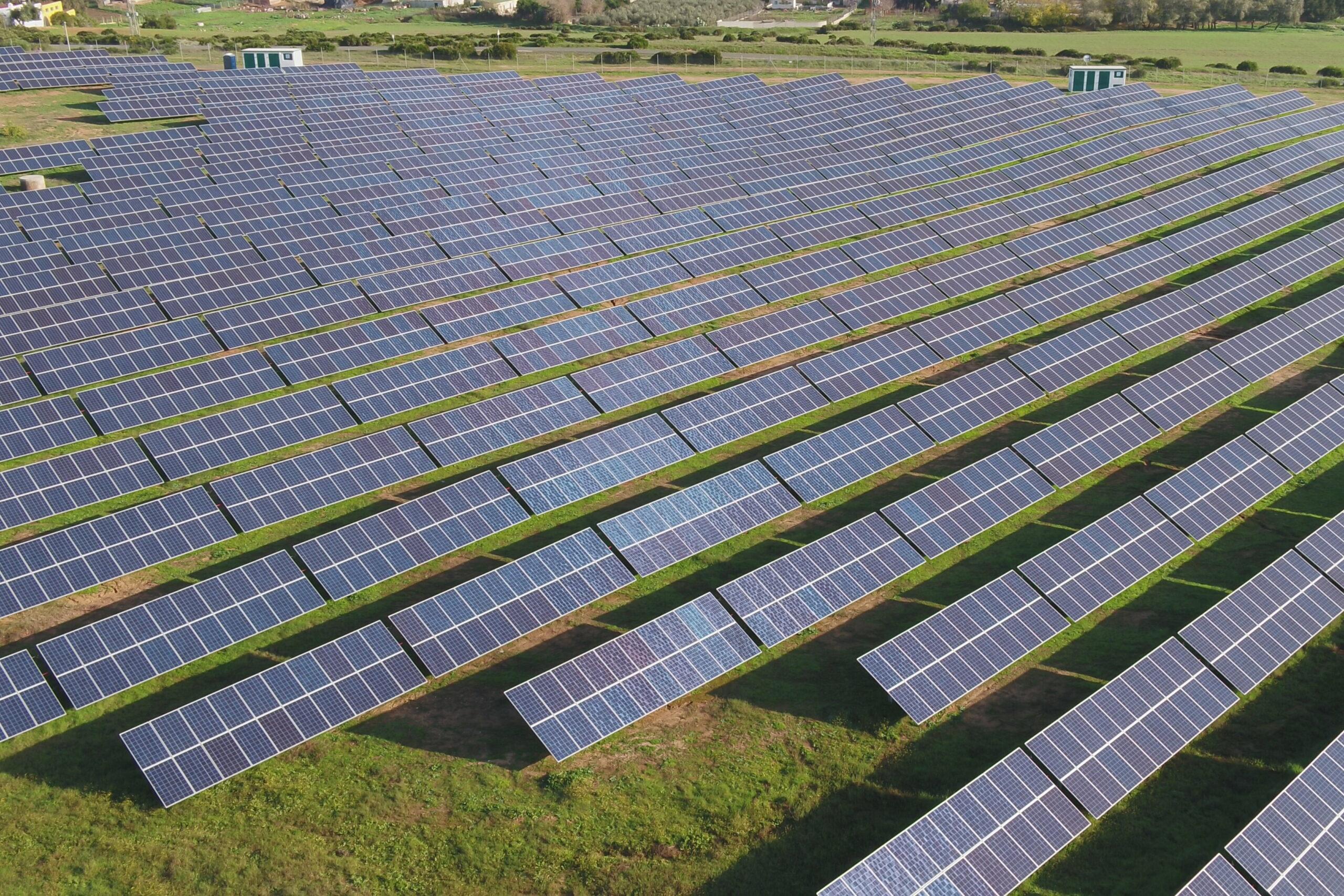 La planta solar fotovoltaica de Som Energia a Lora del Río | ACN