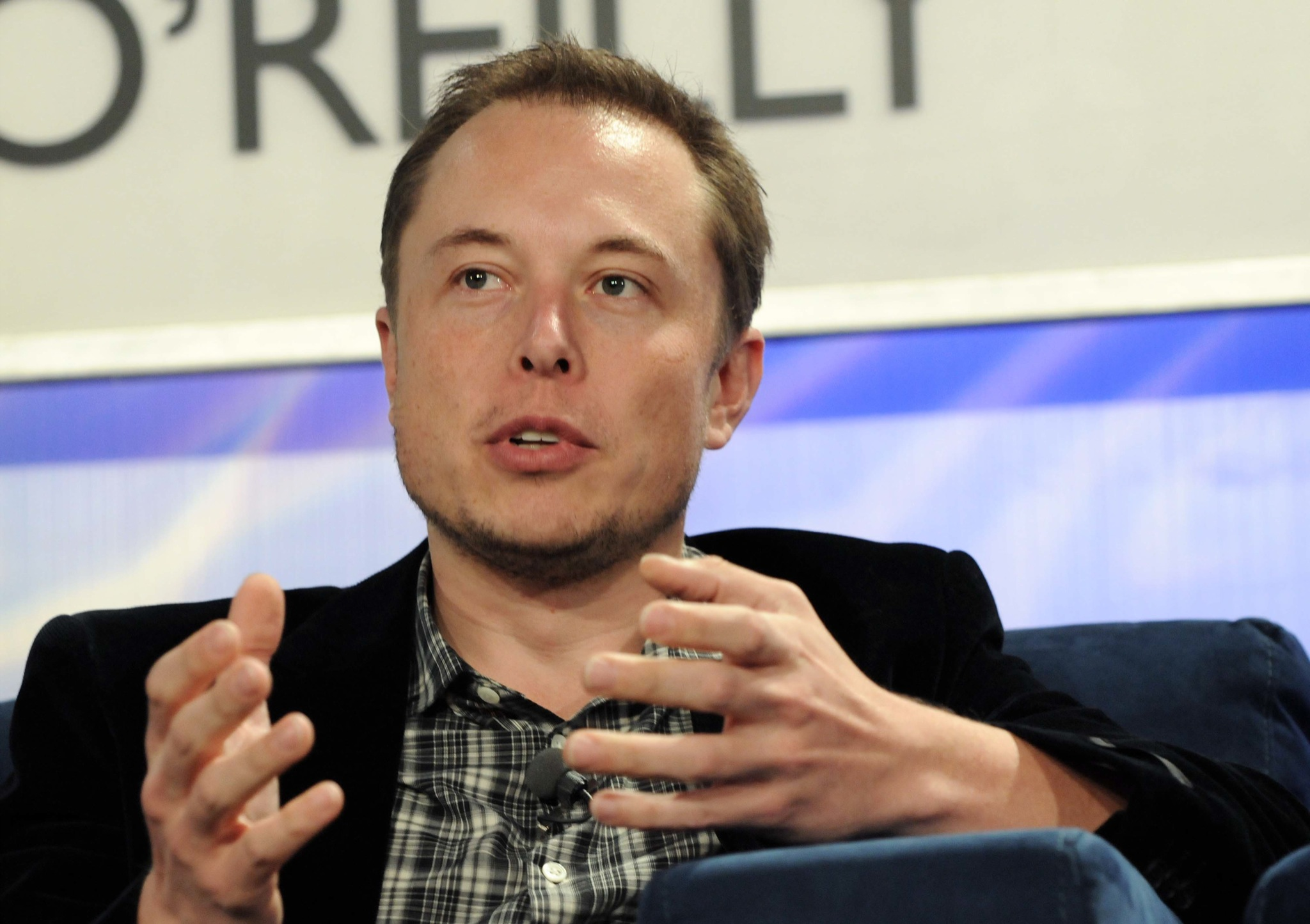 Elon Musk | Wikimedia Commons
