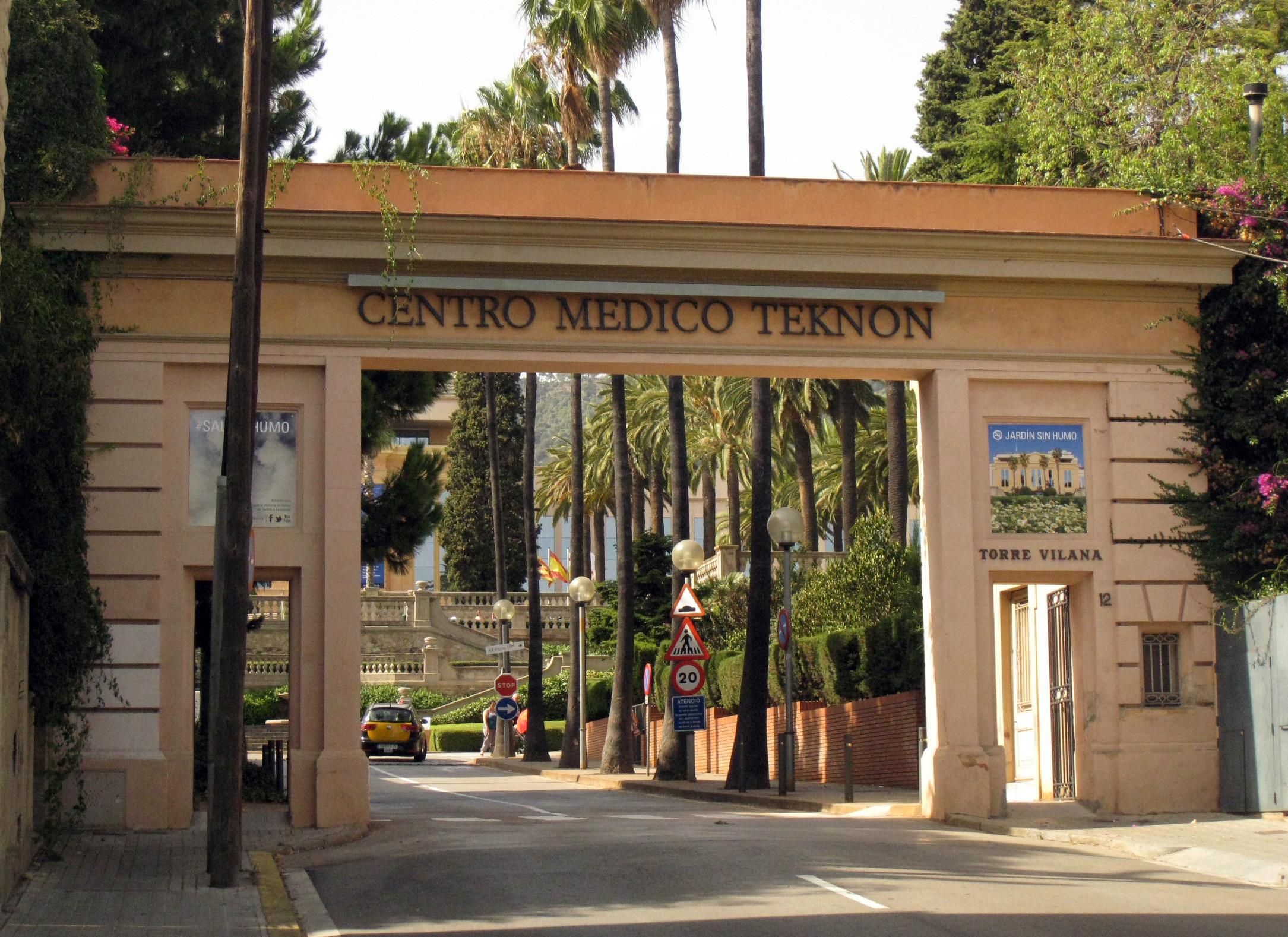 El Centre Mèdic Teknon | Wikimedia Commons