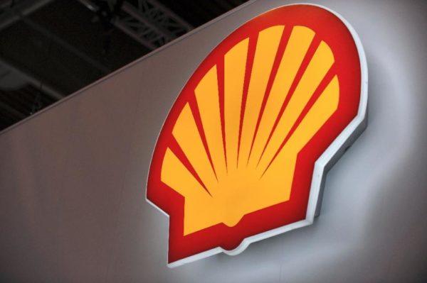 El logotip de la companyia Shell   Royal Dutch Shell