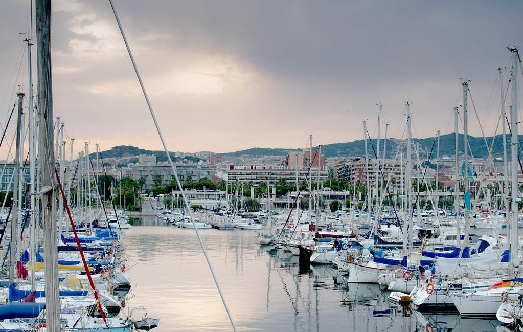 Embarcacions al port de Mataró | Roser Martínez / Flickr