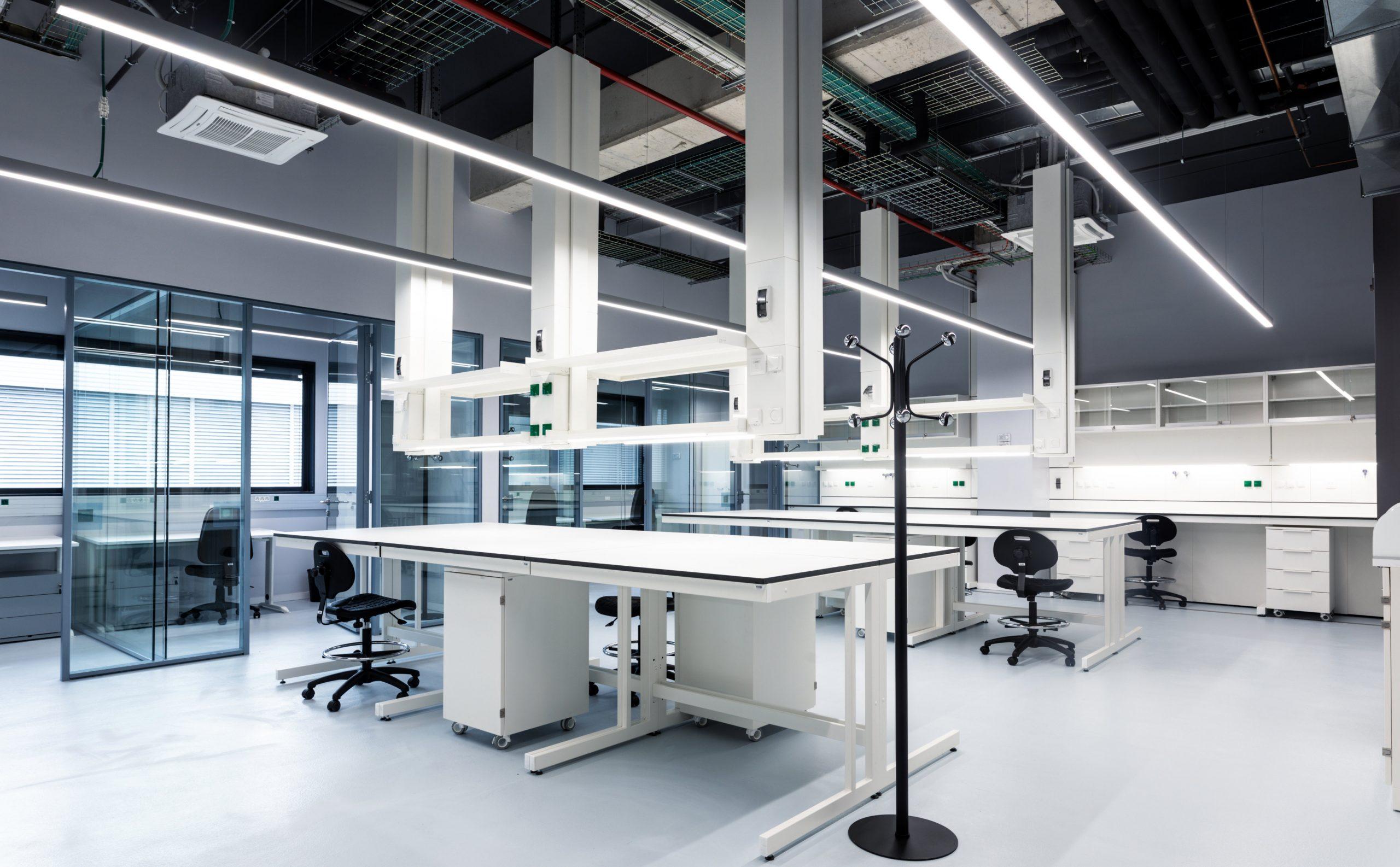 Un laboratori del PCB on s'allotjaran empreses biotecnològiques   ACN