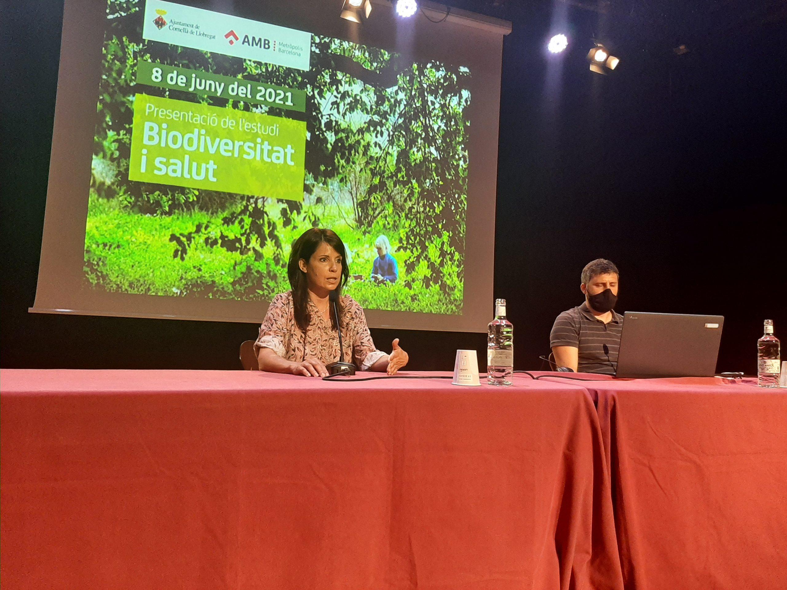 Presentació de l'estudi 'Biodiversitat i salut' | AMB