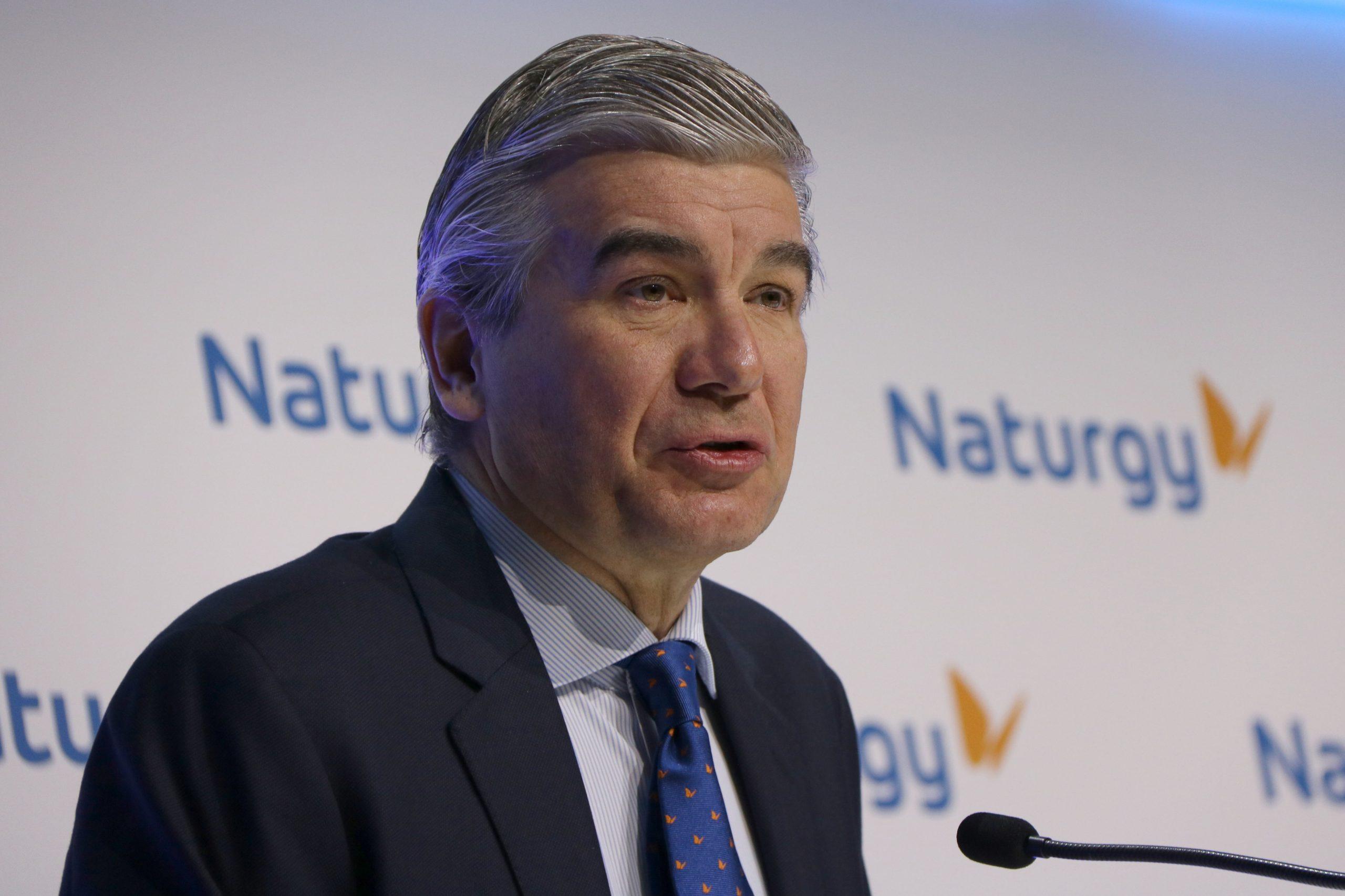 El president executiu de Naturgy, Francisco Reynés, en una imatge d'arxiu | ACN