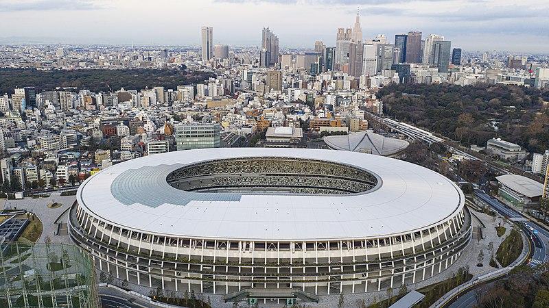 El nou Estadi Olímpic de Tòquio | Arne Müseler / arne-mueseler.com / CC-BY-SA-3.0