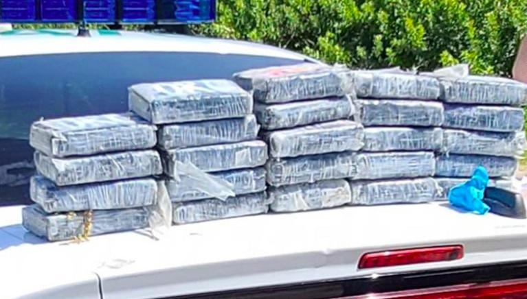Els paquets de cocaïna trobats a cap Canaveral | Força Espacial dels Estats Units