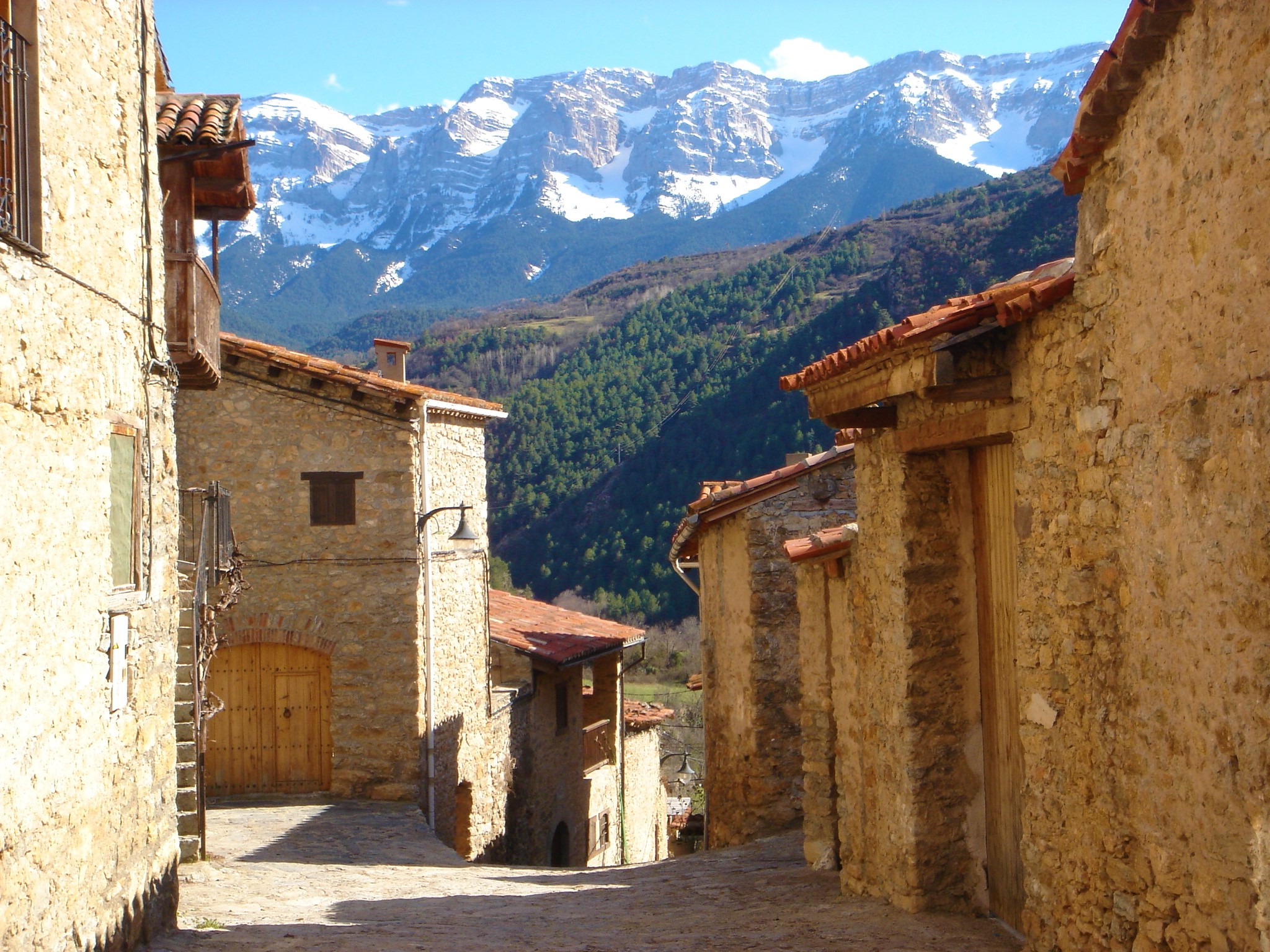 Guanya una estada de turisme rural al Pirineu de Lleida amb Món Planeta