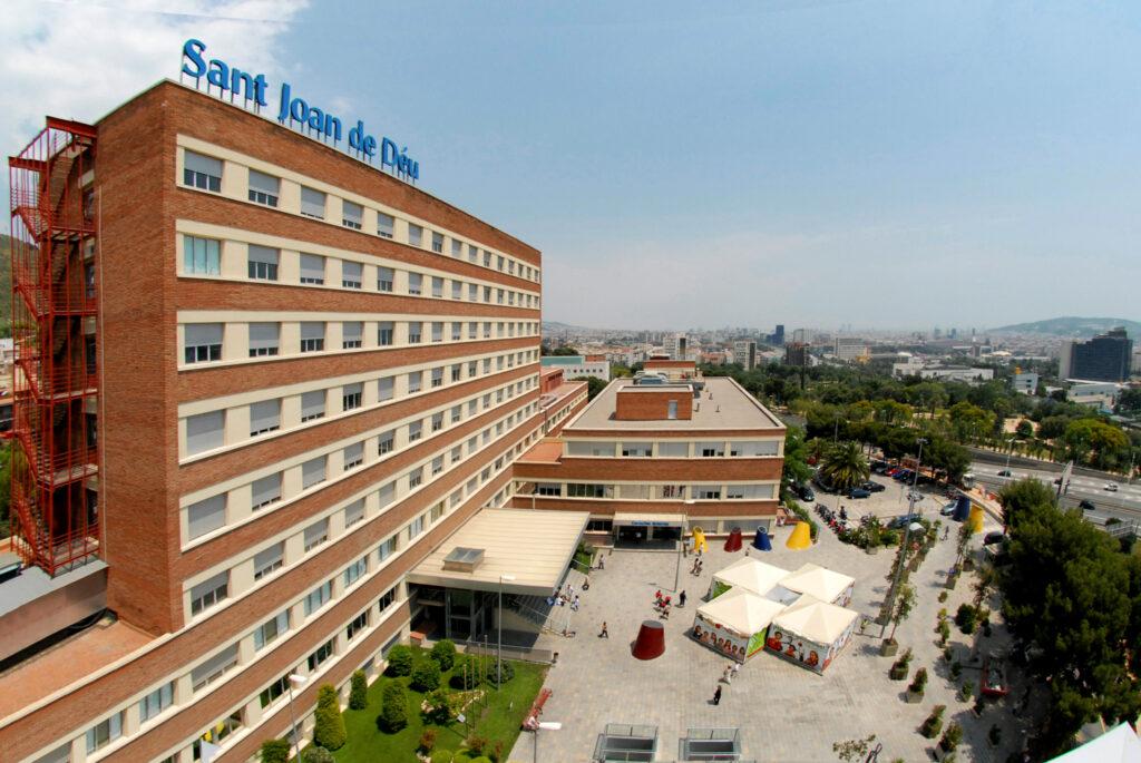 L'Hospital Sant Joan de Déu | Wikimedia Commons