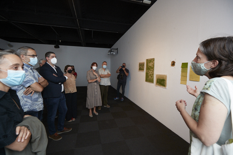 Presentació Art & Gavarres | Diputació de Girona
