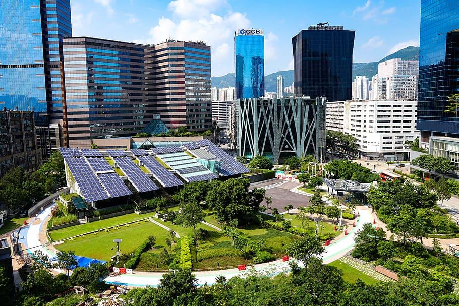 Edificis sostenibles | Pxfuel