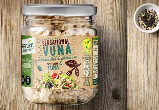 Vuna, la tonyina vegana de Nestlé | Nestlé