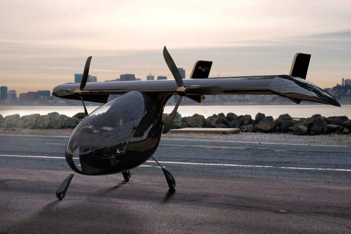 Prototip d'aerotaxi elèctric d'AAM |ACN
