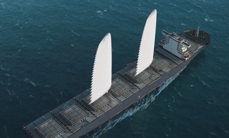 Les veles gegants poden reduir l'ús de combustible un 20% | Michelin