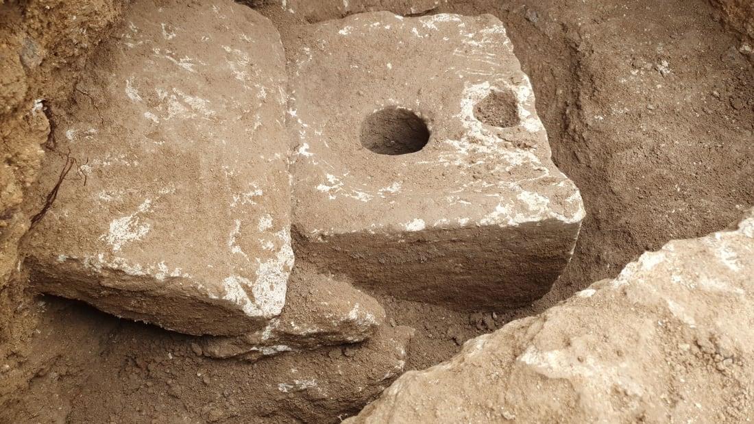 El vàter de 2.700 anys d'antiguitat trobat a Jerusalem | IAA