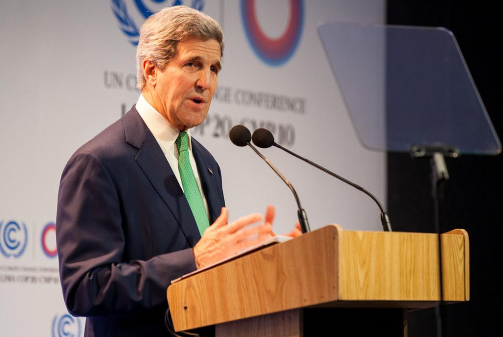 John Kerry en una imatge d'arxiu | Flickr