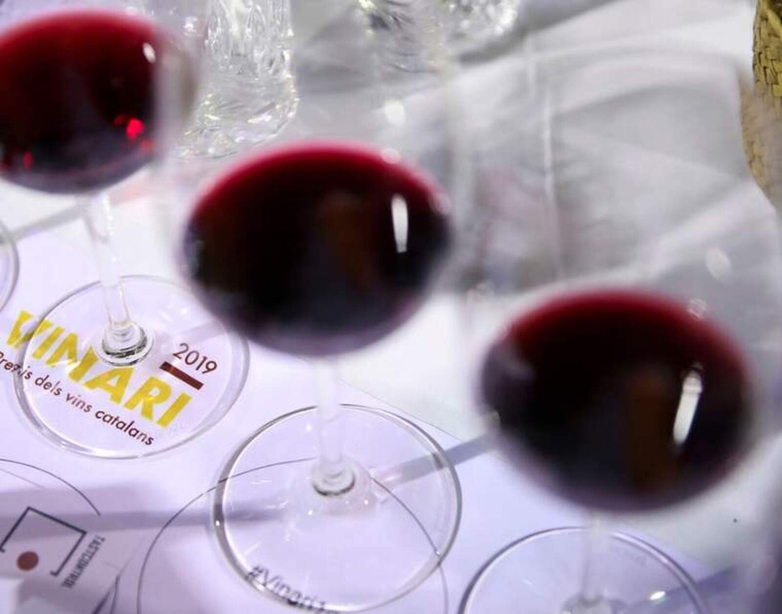 Els tastos dels Premis Vinari es fan totalment a cegues